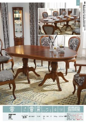 Collections Panamar Dining Room 401.180.P