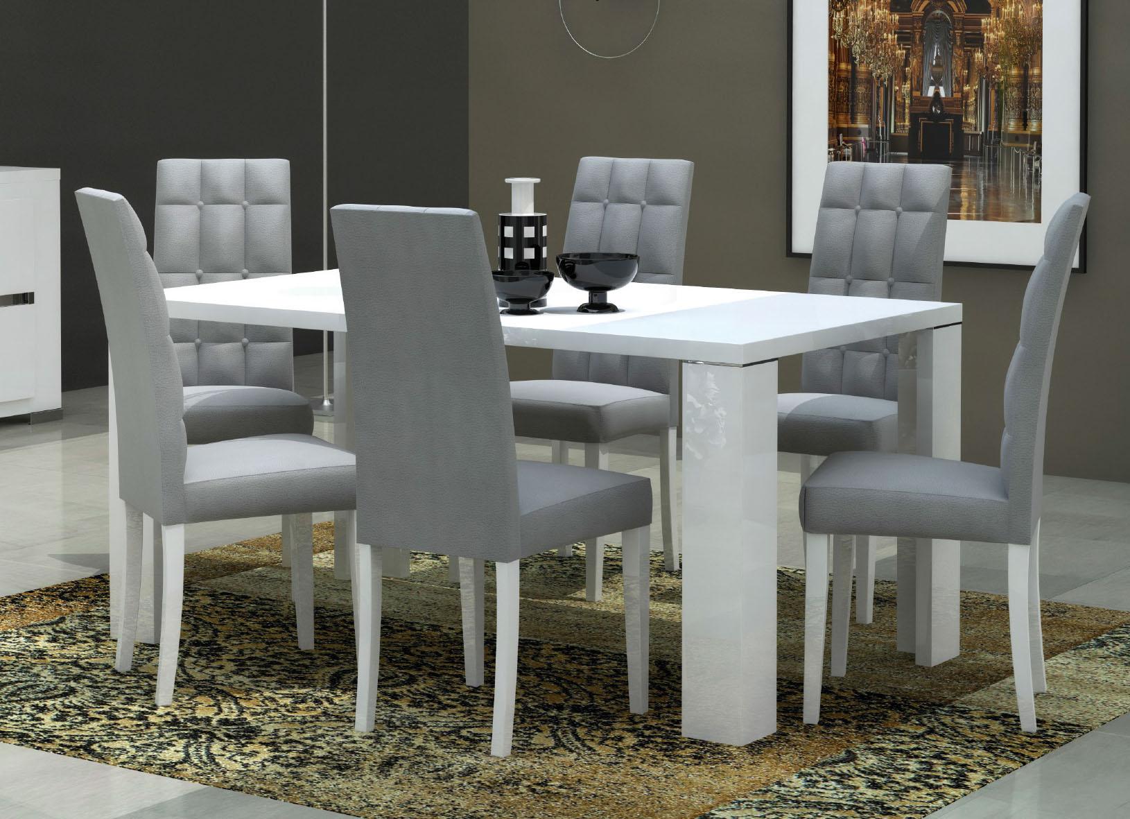 Elegance dining room modern formal dining sets dining for Formal dining room tables