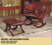 Collections SWH  Classic  Living Special Order Rocking Chair No 4
