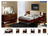 Bedroom  Furniture Modern  Bedrooms 30 % OFF Matrix Composition 8 w/White Headboard, Camelgroup Italy