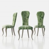 Brands Franco AZKARY II Chairs, SPAIN CAPITONE SELENE CHAIR ( 1 Piece )