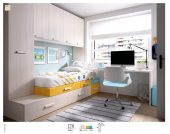 Collections Mundo Joven Kids Bedrooms, Spain Baja 124