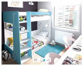 Collections Mundo Joven Kids Bedrooms, Spain Baja 311