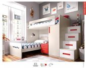 Collections Mundo Joven Kids Bedrooms, Spain Baja 321