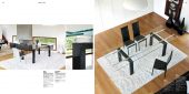 Collections Unico Tables and Chairs, Italy BOMA