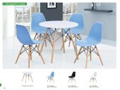 Dining Room Furniture Modern Casual Dining Sets 20% OFF 902 Table and 971 Chairs