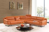 Living Room Furniture Leather Sectionals 533 Sectional